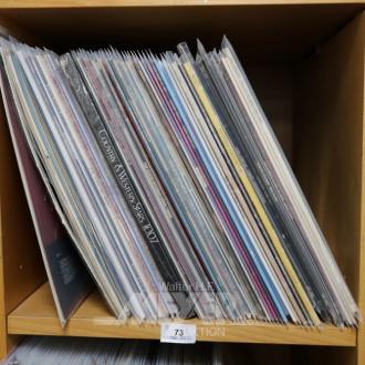 LP-Schallplatten Sammlung,