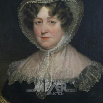 Gemälde ''Damenportrait''