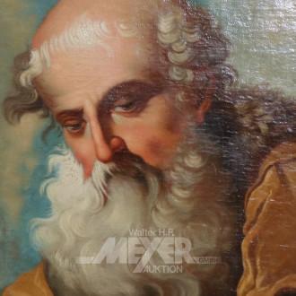 Gemälde ''Portrait'', vermutl. Abraham