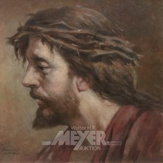 Gemälde ''Portrait Jesus Christus''