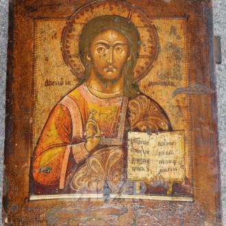 Ikone ''Christus Pantokrator''
