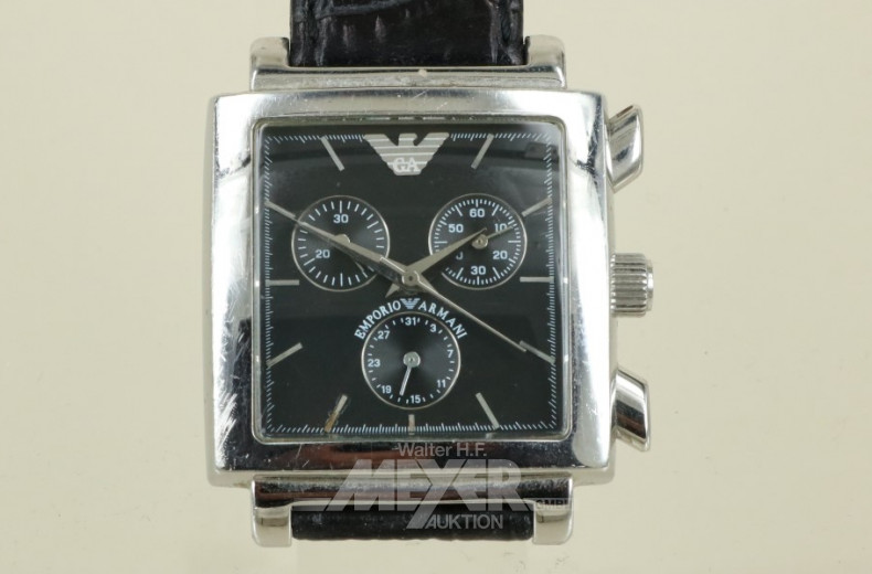 Armbanduhr EMPORIO ARMANI, Stahl