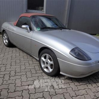 FIAT Barchetta Roadster, silber