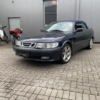 SAAB 9-3 2.0i Cabrio SE, Midnight blue
