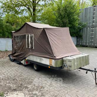 Faltcaravan-Zeltanhänger COMBI-CAMP 300