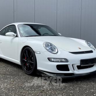 PORSCHE 997 GT3 MKI, weiß