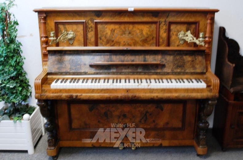 Gründerzeit Klavier ''August Roth''