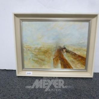 Ölbild ''Landschaft''