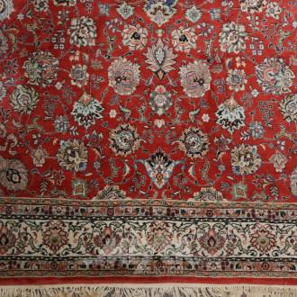 Orient-Teppich ''Sarough'', rotgrundig