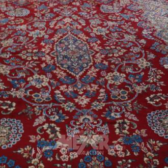 Orientteppich ''Yaz-Kirman'', rotgrundig