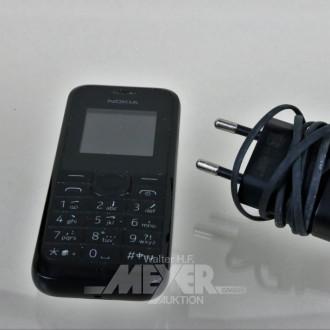 Handy ''NOKIA'' mit Ladekabel