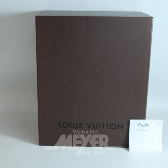 Leerkartons ''LOUIS VUITTON'' 35x27 cm