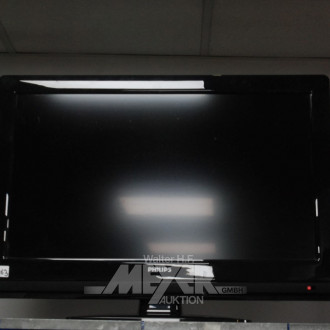 LCD TV-Gerät ''Philips'' 80cm, mit FB