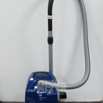 Staubsauger, ''Bosch'', blau