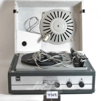 alter Plattenspieler ''DUAL'' 410 V