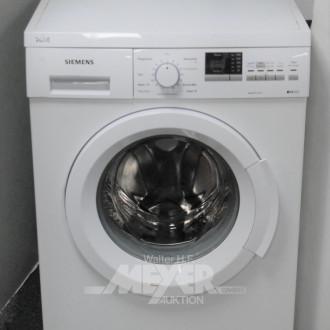 Waschmaschine ''SIEMENS'' ''IQ500''