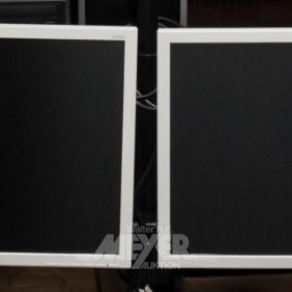2 Flachbild-Monitore ACER