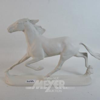 Porzellanfigur Pferd, ''Rosenthal''