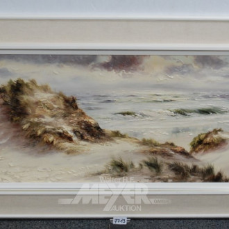Gemälde ''Dünenlandschaft''