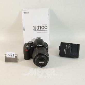 Digitalkamera ''Nikon''