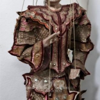 gr. asiat. Marionetrtenpuppe