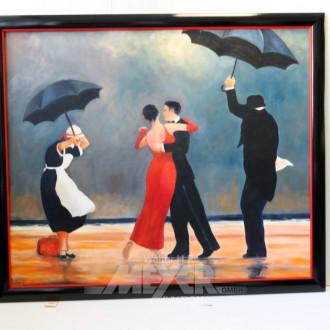 Gemälde ''Tanzende''