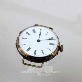 Uhr, GG, ohne Armband