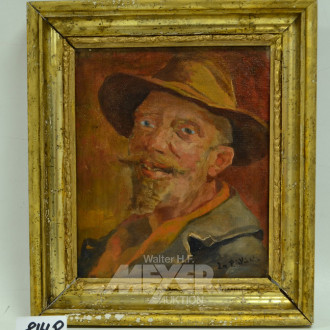 Gemälde, ''Herrenportrait'' vermutl.