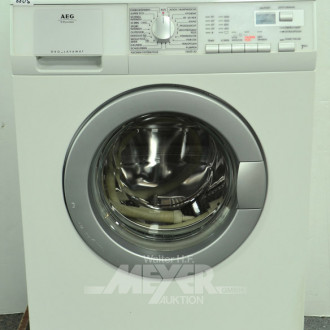 Waschmaschine, AEG Öko Lavamat