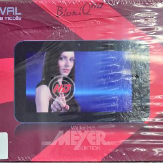 kl. Tablet, BIONIQ HD, PAD-FMB700HD