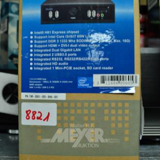 Mini-PC, SHUTTLE DS61V1.1
