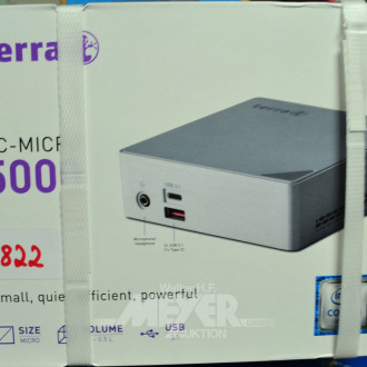 Mini-PC, TERRA, PC Micro 5000