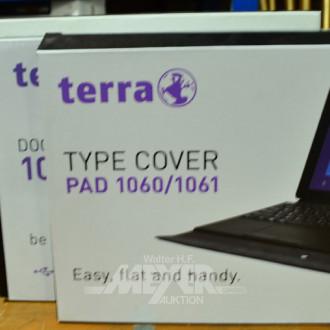 Tablet-Set, TERRA, incl. Pad 1061,