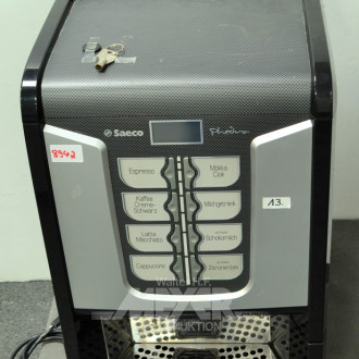 Kaffeevollautomat, SAECO Phedra