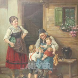 Gemälde/Kopie vermutl. nach Teniers