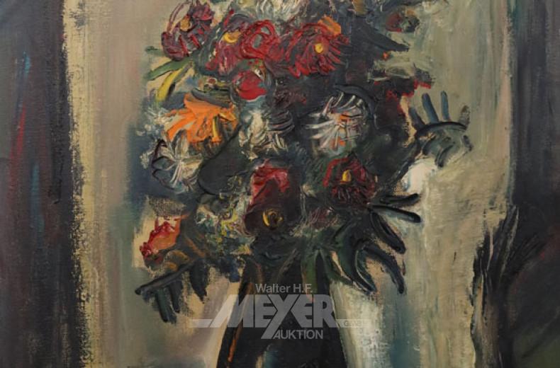 Gemälde ''Strauß in der Vase''