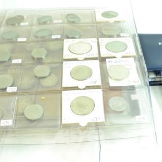 Posten Münzen, Medaillen, u. a. DDR