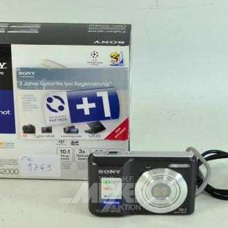 Digital-Kamera ''Sony''