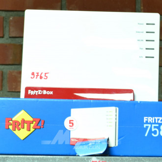 Router ''FRITZ!Box''