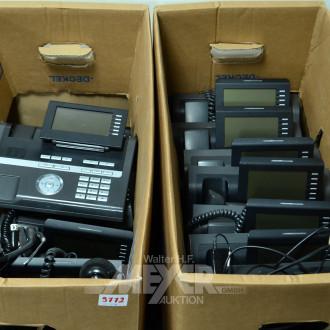 Posten System-Telefone, SIEMENS,