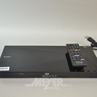 BLUE RAY PLAYER SONY inkl. FB