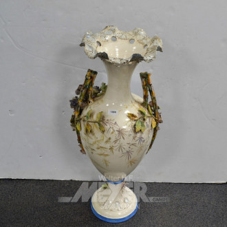 Bodenvase, Keramik, bestoßen