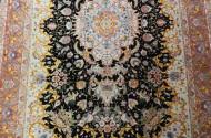Orientteppich, ''Täbris'', Seide,