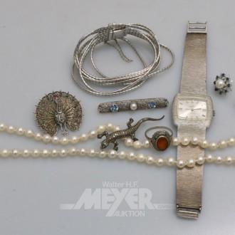 Posten Silberschmuck: Armband,