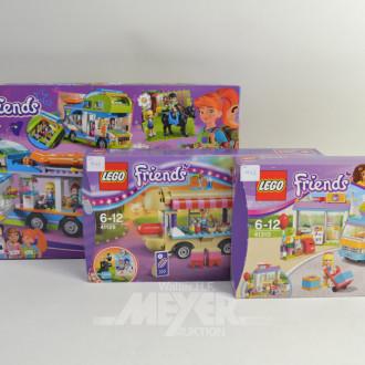 3 LEGO Friends