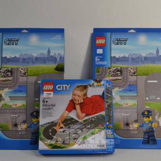 2 LEGO City