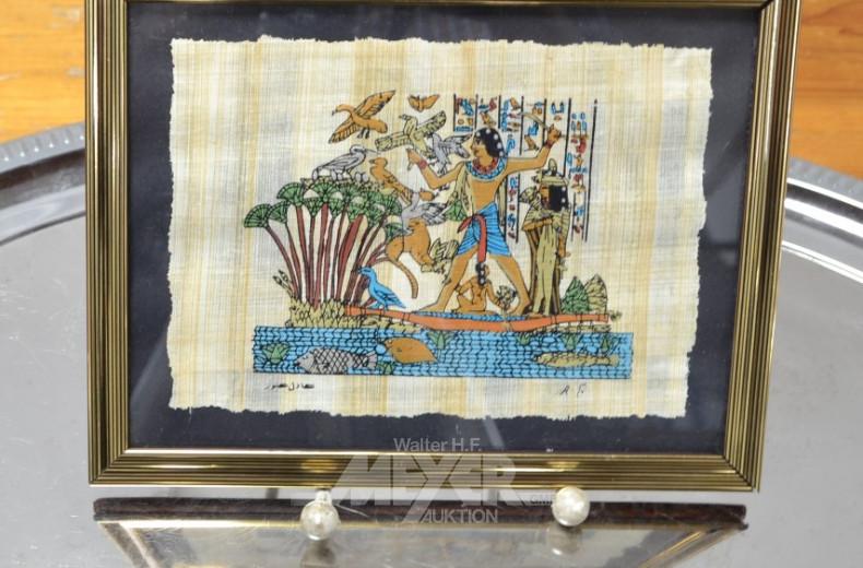 kl. Bild ''Papyrus''