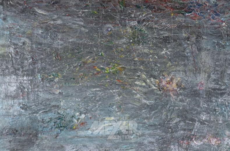 Gemälde ''Der Nebel''