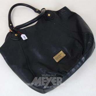 Lederhandtasche ''Marc Jacobs'', schwarz