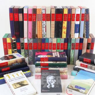 55 Bücher ''Romane und Erzählungen''